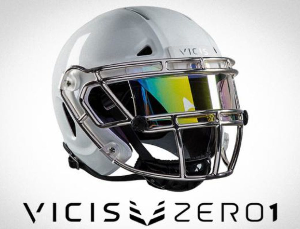 The high-tech ZERO1 – Could It Save The Sport's Concussion Problem?