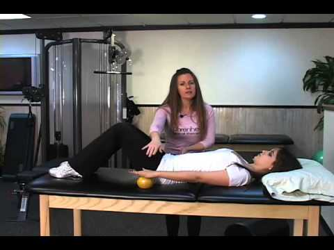 Transverse Ab Press Stomach Exercise