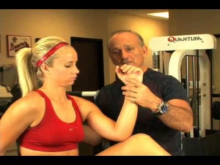 Rotator Cuff Post Surgery (8 Weeks) - External Rotation Exercise
