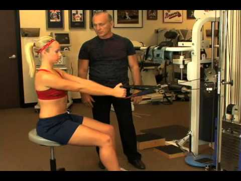 Post Surgery for the Rotator Cuff - Pulley Exercises