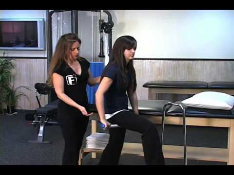 Hamstring Self Massage