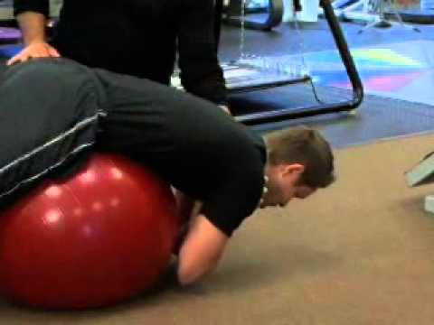 Trunk Strength - For the Lower Back