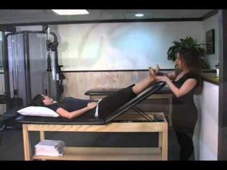 Ankle Injuries - Post Injury (1-3 Days)