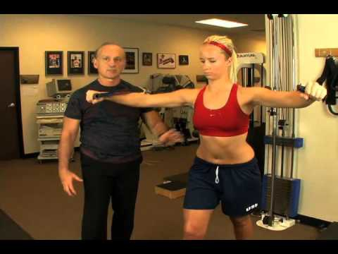 Rotator Cuff Post Surgery (6-8 Weeks) - Pulley Exercises
