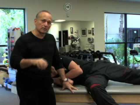Quick Hip Strength Exercises - External Rotators