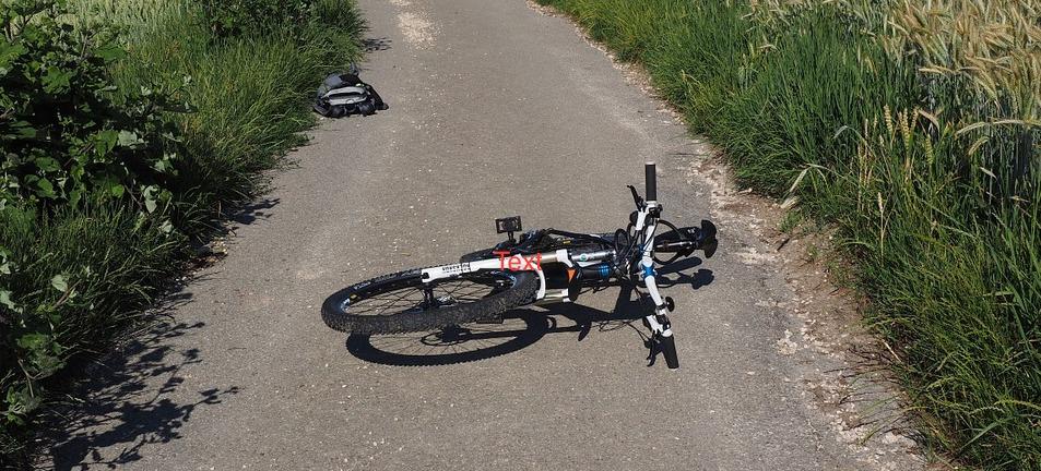 5 most common mountain biking injuries