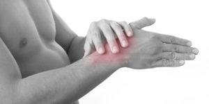 déchirure du ligament scapholunaire