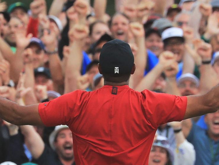 Centinel Spine - Tiger Woods