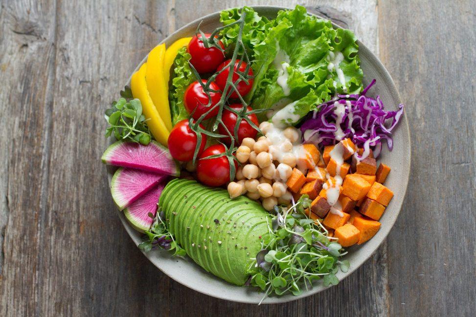 Salad (unsplash)