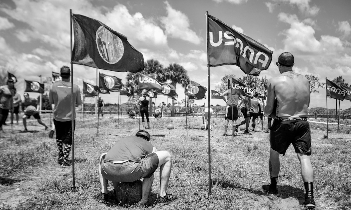 USANA Obstacle Course