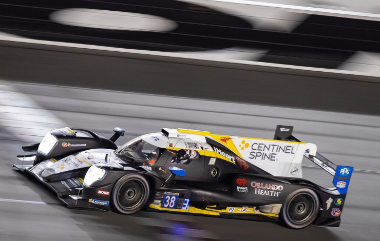 Centinel Spine-Race Car
