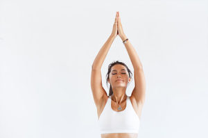 Concept of yoga and meditation