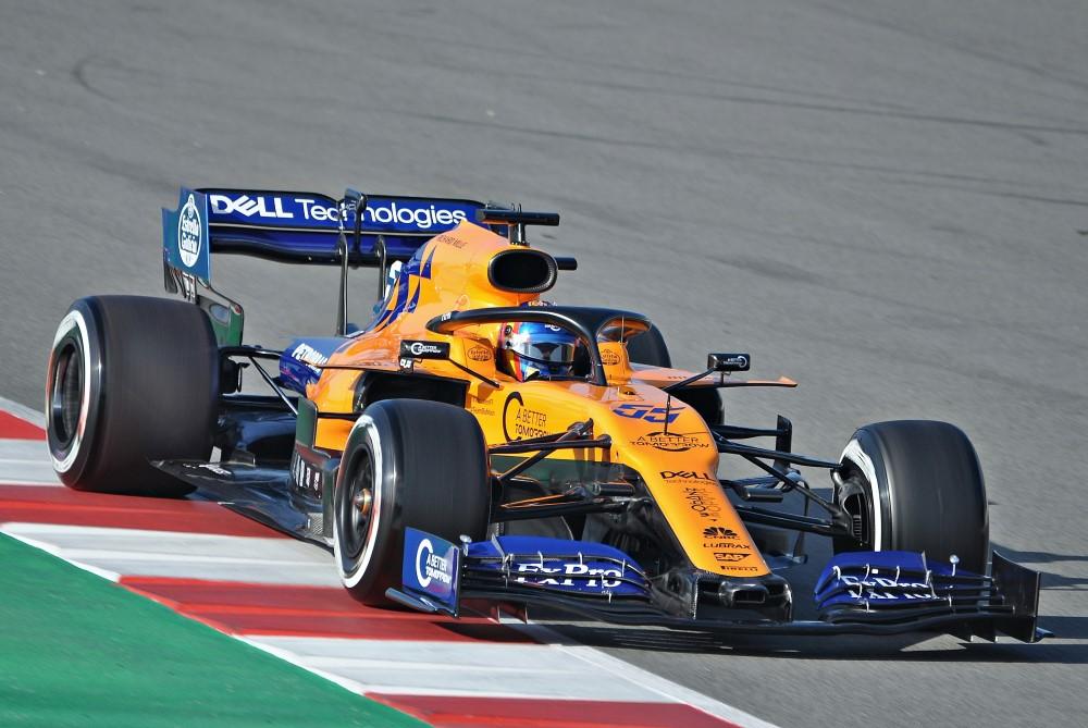Mclaren Utilizes Innovative Brain Technology For F1