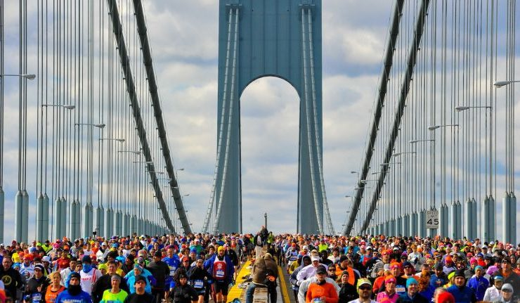 NYC marathon 2019 nutrition