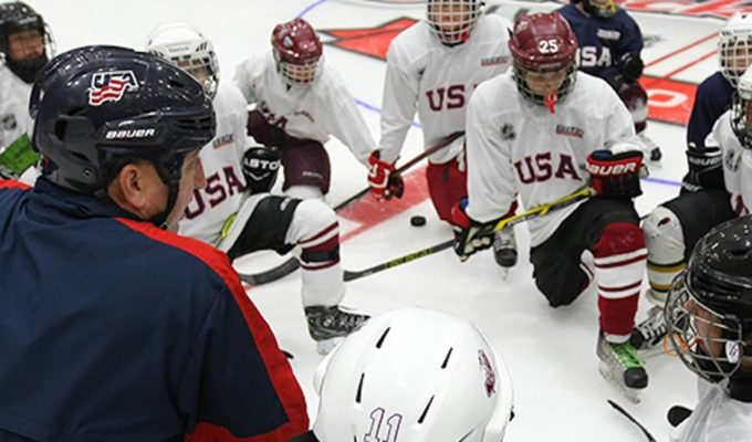USA Hockey Youth Team