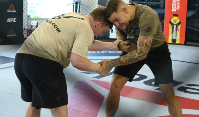 MMA (Air Force photo-Master Sgt. Chance Babin)