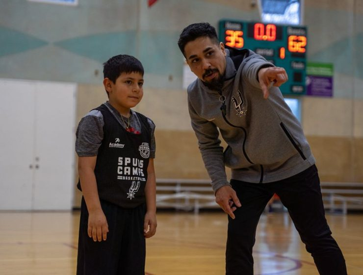 Spurs Sports Academy