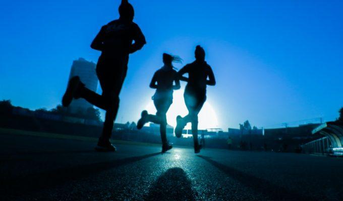 Running (Unsplash-Fitsum Admasu)